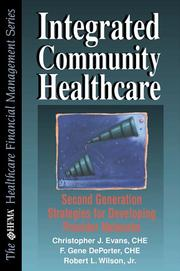 Cover of: Integrated community healthcare