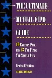 Cover of: The ultimate mutual fund guide