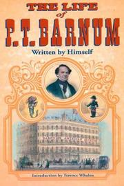 Cover of: Life of P. T. Barnum