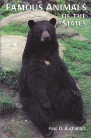 Cover of: Famous animals of the states