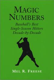 Cover of: Magic numbers