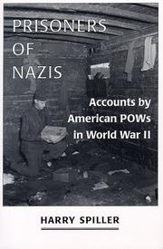 Cover of: Prisoners of Nazis  | Harry Spiller
