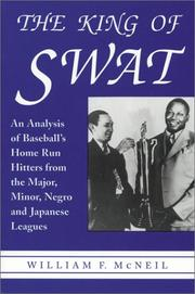 Cover of: The king of swat | William McNeil