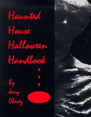 Cover of: Haunted house Halloween handbook