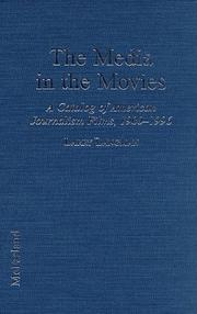 Cover of: The media in the movies