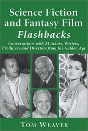 Cover of: Science Fiction and Fantasy Film Flashbacks