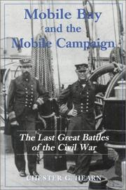 Cover of: Mobile Bay and the Mobile campaign