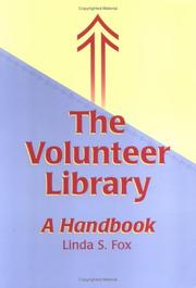 Cover of: The volunteer library