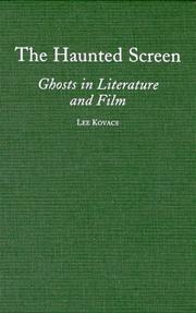 Cover of: The Haunted Screen