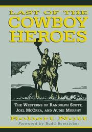 Cover of: Last of the Cowboy Heroes