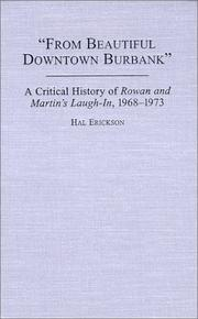 Cover of: From beautiful downtown Burbank