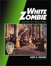 Cover of: White zombie | Gary Don Rhodes