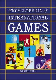 Cover of: Encyclopedia of International Games