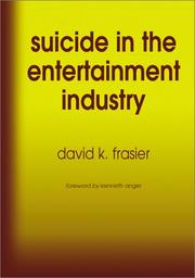 Cover of: Suicide in the Entertainment Industry