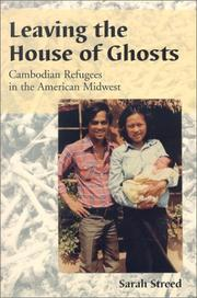 Cover of: Leaving the House of Ghosts | Sarah Streed