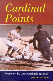 Cover of: Cardinal points | Stanton, Joseph