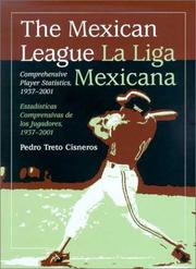Cover of: The Mexican League