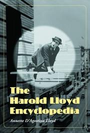 Cover of: The Harold Lloyd Encyclopedia
