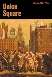 Cover of: Union Square