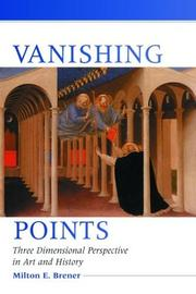 Cover of: Vanishing Points