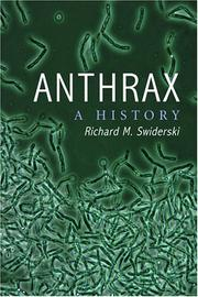 Cover of: Anthrax:: A History
