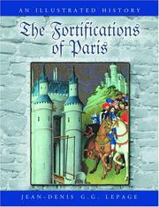 Cover of: The fortifications of Paris