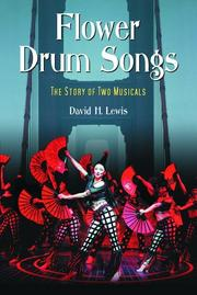 Flower drum songs by David H. Lewis
