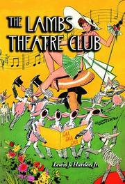 Cover of: The Lambs Theatre Club