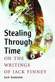 Cover of: Stealing Through Time | Jack Seabrook
