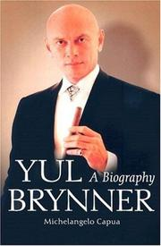 Cover of: Yul Brynner | Michelangelo Capua