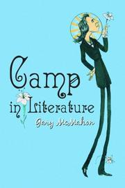 Cover of: Camp in Literature