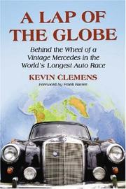 A Lap of the Globe by Kevin Clemens, Frank (FWD) Barrett