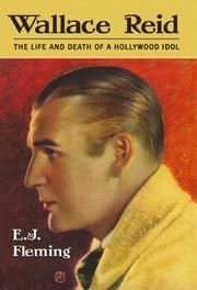 Cover of: Wallace Reid | E. J. Fleming