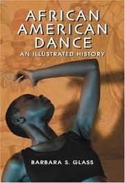 Cover of: African American Dance | Barbara S. Glass
