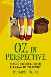 Cover of: Oz in Perspective | Richard Tuerk