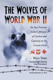 Cover of: Wolves of World War II