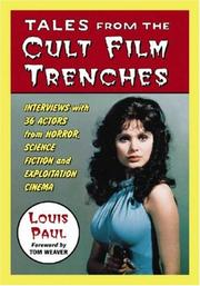 Cover of: Tales from the cult film trenches