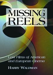 Cover of: Missing Reels