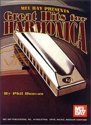 Cover of: Mel Bay Great Hits for Harmonica