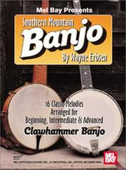 Cover of: Mel Bay Southern Mountain Banjo |