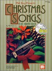 Cover of: Mel Bay Christmas Songs for Harmonica
