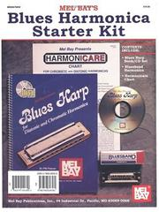 Cover of: Mel Bay Blues Harmonica | Phil Duncan