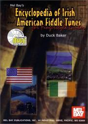 Cover of: Encyclopedia of Irish and American Fiddle Tunes for Fingerstyle Guitar | Duck Baker
