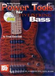 Cover of: Mel Bay Power Tools for Five-String Bass