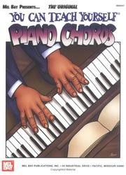 Cover of: Mel Bay You Can Teach Yourself Piano Chords | Per Danielsson