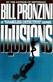 "Cover of: Illusions: A ""Nameless Detective"" Novel"
