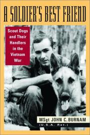 Cover of: A Soldier's Best Friend