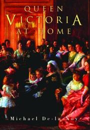 Cover of: Queen Victoria at home