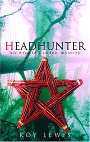 Cover of: Headhunter