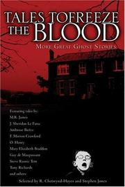 Tales to Freeze the Blood by